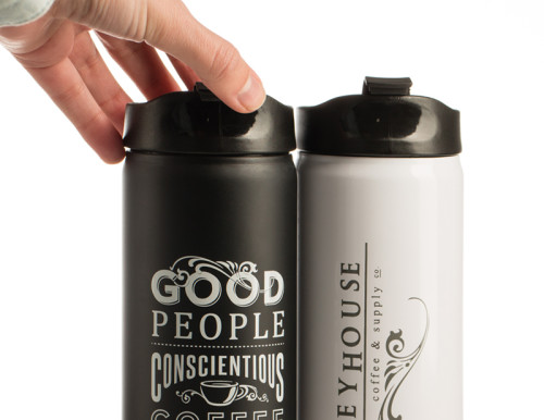 Greyhouse Coffee Travel Mug