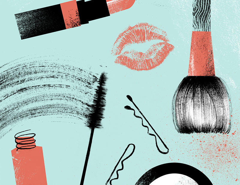 Inky Make-up Tools