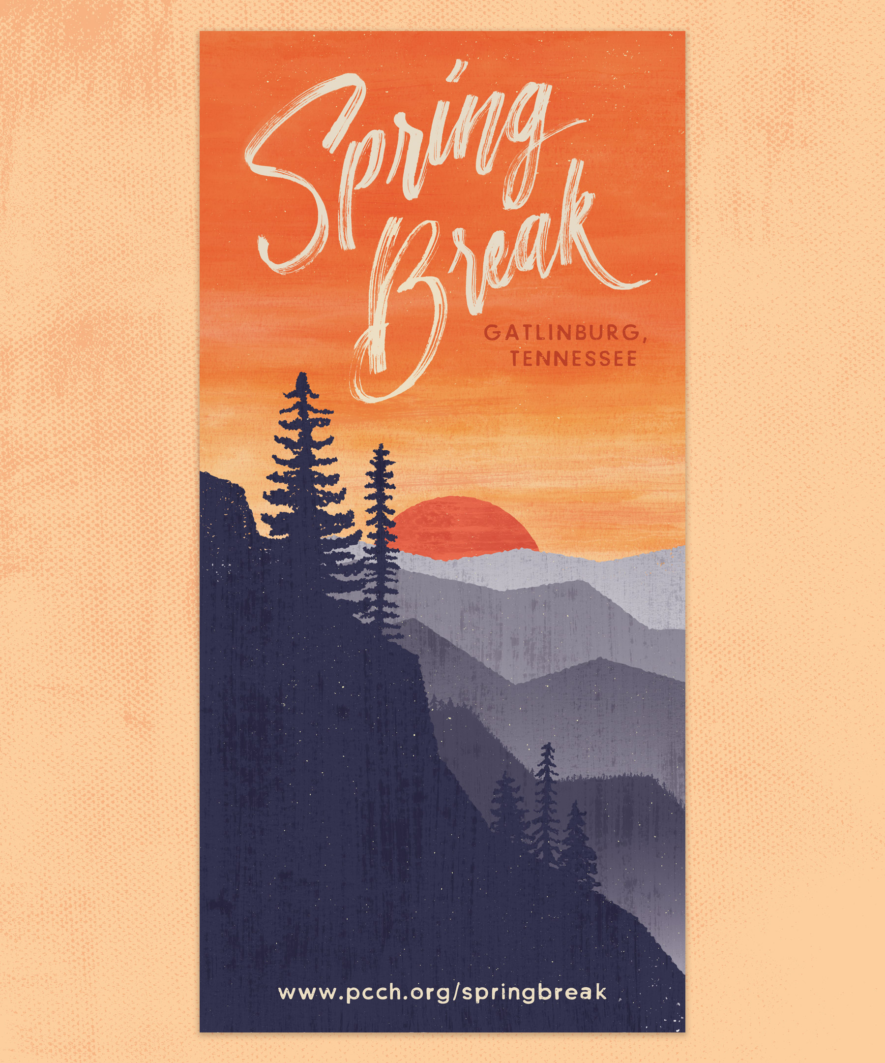 emily knapp design 187 spring break promo