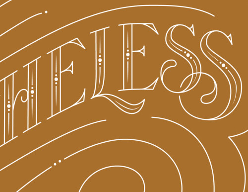 Sketch to Vector Lettering